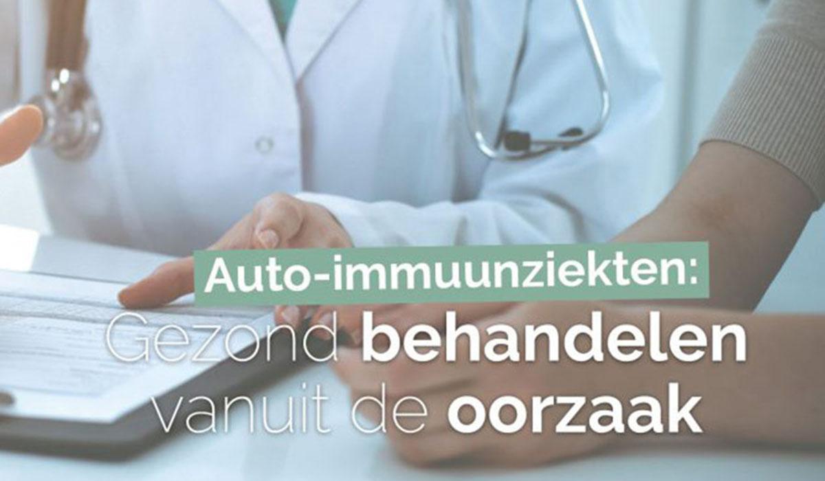 Auto immuunziekten behandelen vanuit de kern
