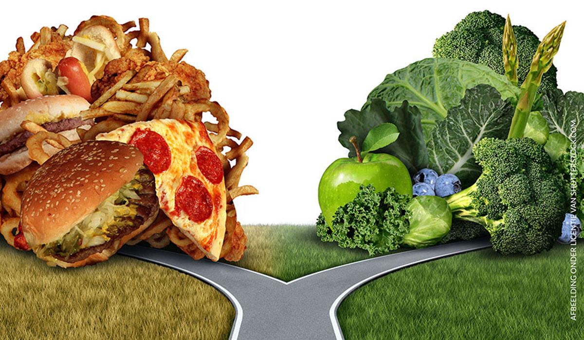 Slank zonder dieet