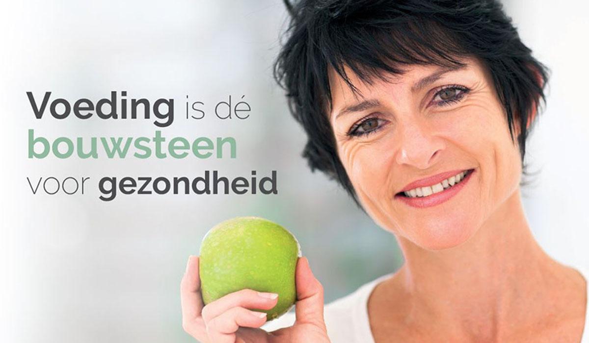 Voeding als bouwsteen voor je gezondheid